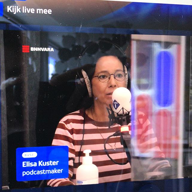 Elisa op Radio 1!